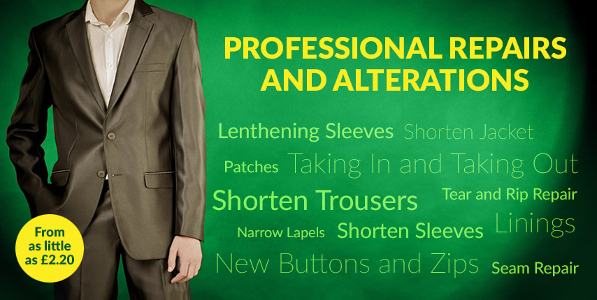 Preofessional Repairs and Alterations